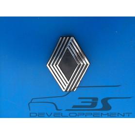 Monogramme Renault   62x50mm, plastique
