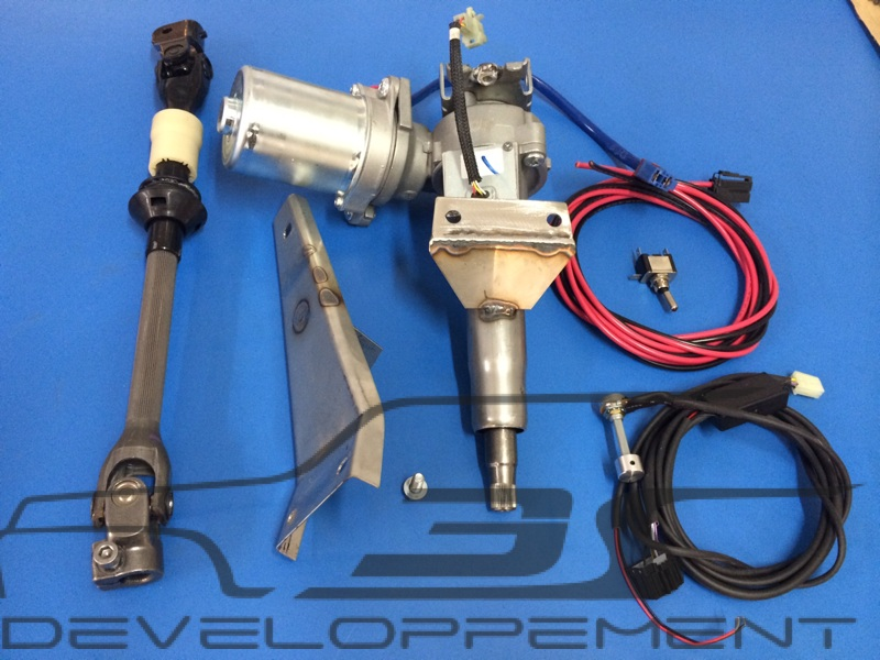 Kit Direction Assistée Electrique : kit direction assist e lectrique r5 turbodirection ~ Melissatoandfro.com Idées de Décoration