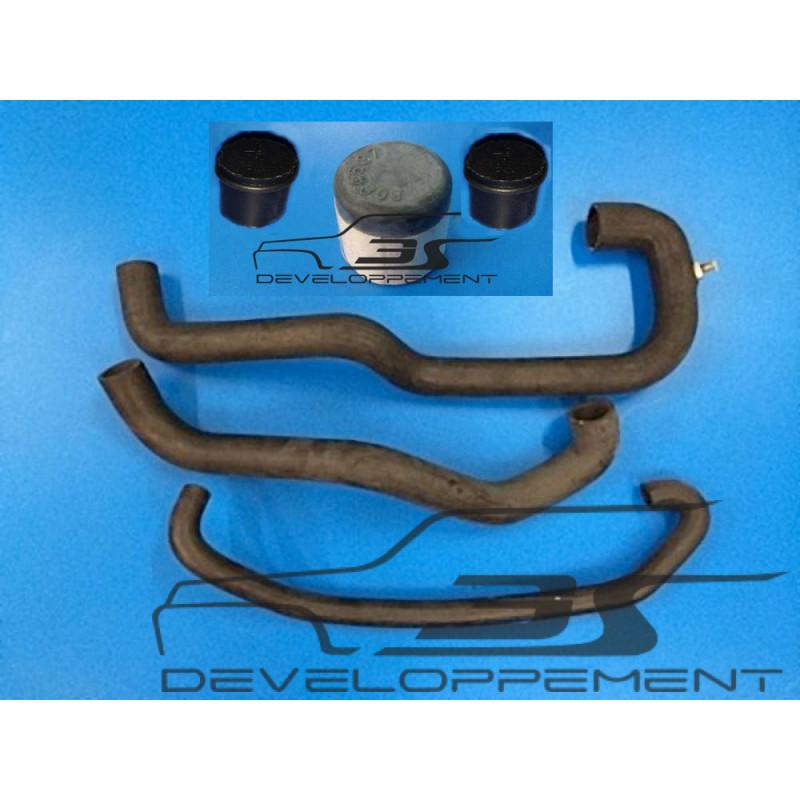 Kit durites eau moteur 1er montage