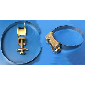 Collier de serrage Renault Sport diam de 41 à 58 mm (à l'unité)