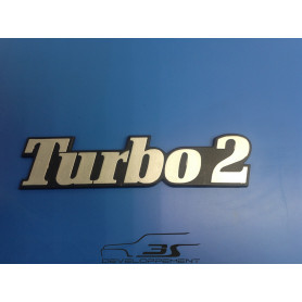 Monogramme Turbo 2, fabrication plastique