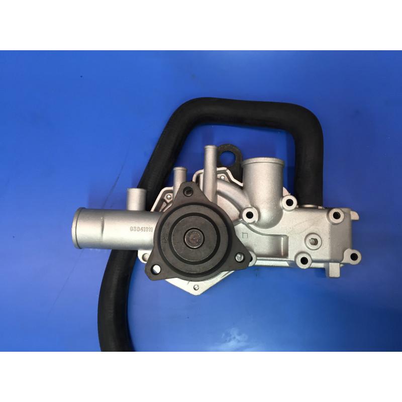 Durite de chauffage coté pompe à eau