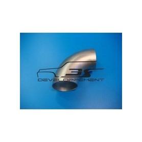Coude INOX 316L 53mm x 1.5 mm
