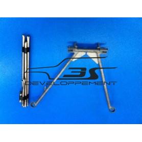 Support d'écran thermique MAXI 5 Fourni avec biellettes et sans rotules UNIBAL