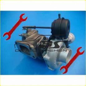 Révision turbo + modification CEVENNES avec roue d'admission en diam 42mm ( fournir votre turbo)