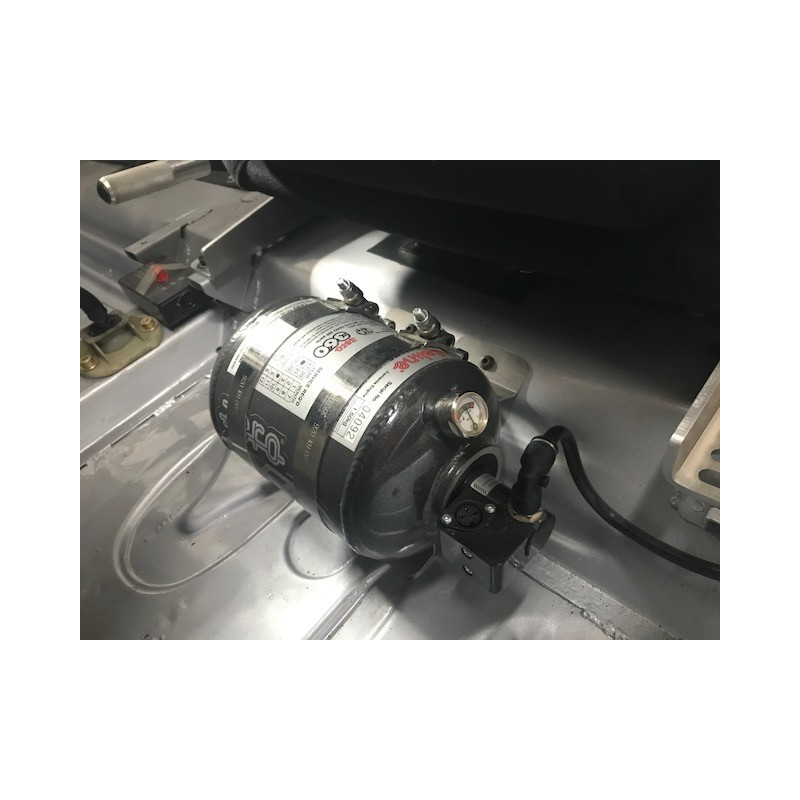 Extincteur automatique 2,25 Kg électrique