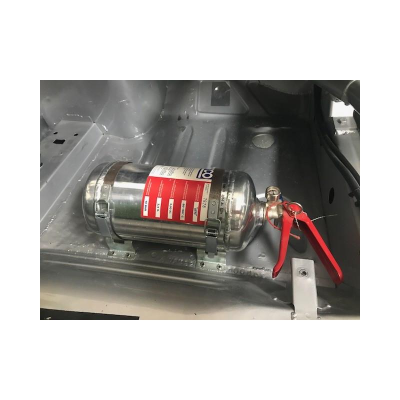 Extincteur manuel liquide SPARCO