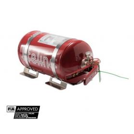 Extincteur automatique  ALU  ( a câble ) 4L SPARCO