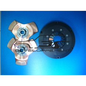 Embrayage complet TDC ou CEVENNES en aluminium