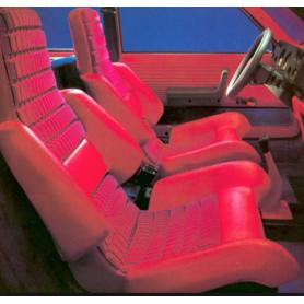 Garniture de siège  en simili R5 turbo