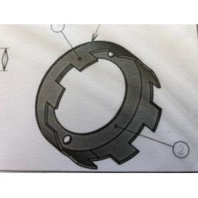 cible de roue pour compteur de vitesse T1