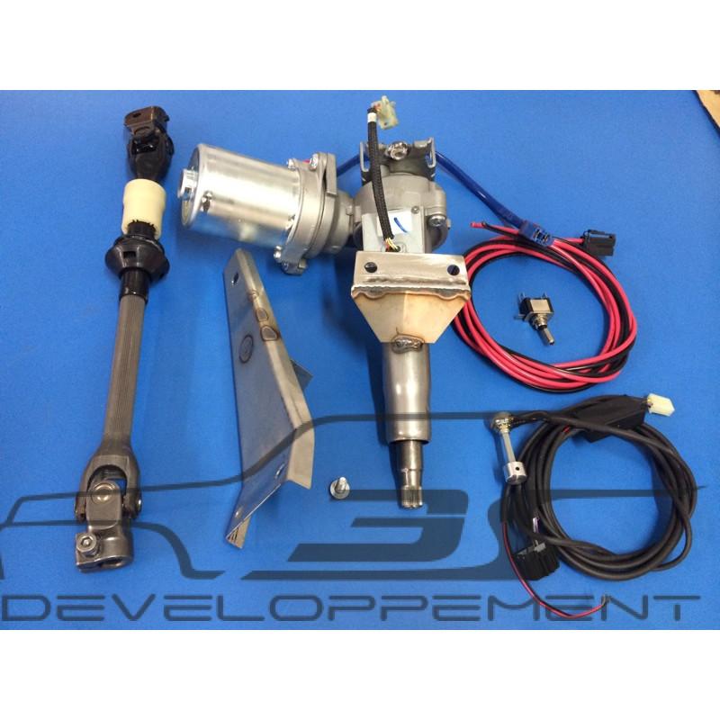 Kit direction assistée électrique r5 turbo