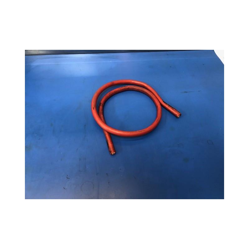 Cable a batterie rouge vendu au métre