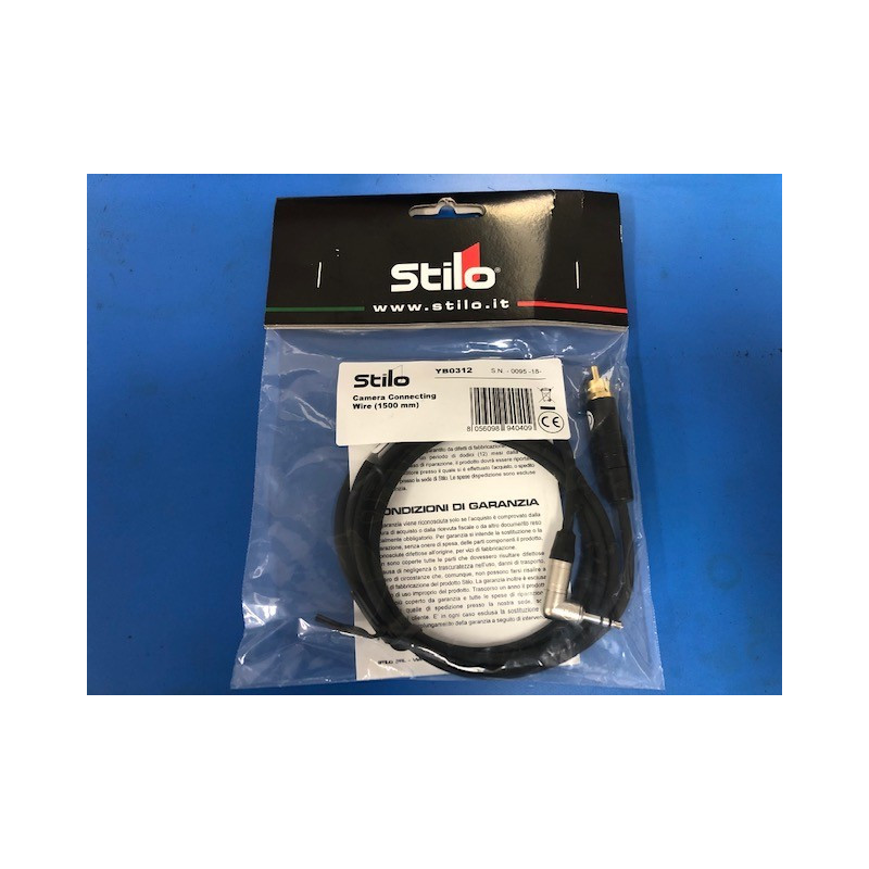 cordon de connexion camera jack 3,5  STILO