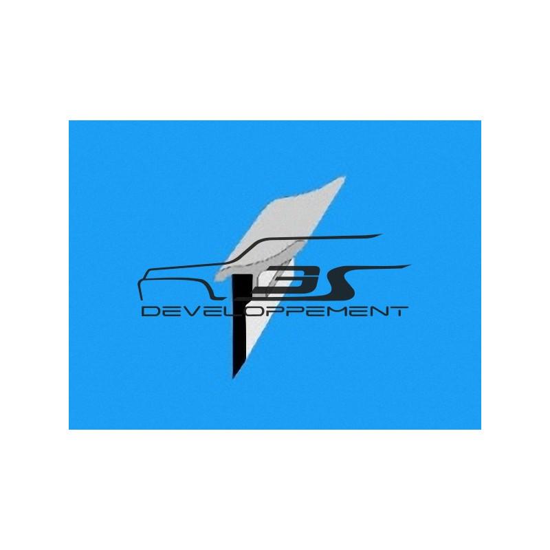 Joint lèche vitre caoutchouc extérieur gauche ou droite