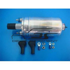 Bosch: 0580254044 Long 165mm diam. 60mm Entrée 18x150mm sortie 12x150mm GROS DEBIT