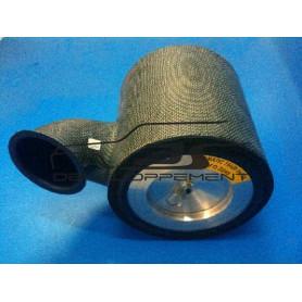 Boîtier filtre à air MAXI 5 Turbo +cartouche