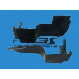 Passages de roues arrière + pc maxi 5 turbo( la paire )