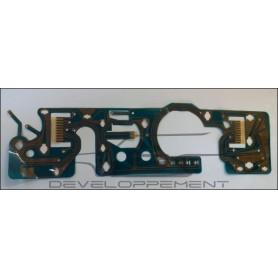 Circuit imprimé de tableau de bord R5 Turbo 1