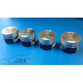 Pistons forgés Maxi 5 - 76mm