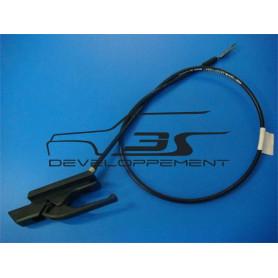 Câble d'ouverture de capot T2